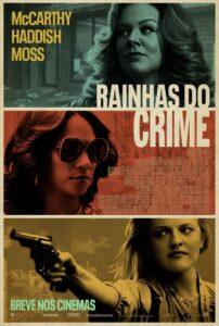 Rainhas do Crime (2019) Torrent Dublado e Legendado