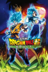 Dragon Ball Super: Broly (2018) Torrent Dublado e Legendado